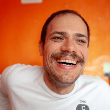 Jeff Rosenstock, photo by Christine Mackie