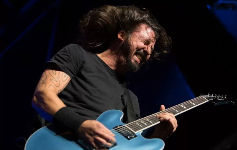 Lollapalooza Foo Fighters 2011 Set Stream YouTube From the Vault