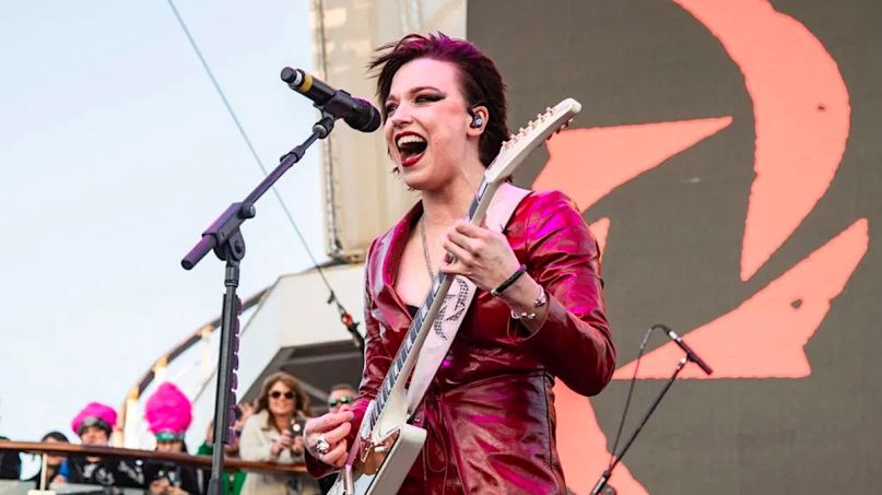 Lzzy Hale warns on future of bands