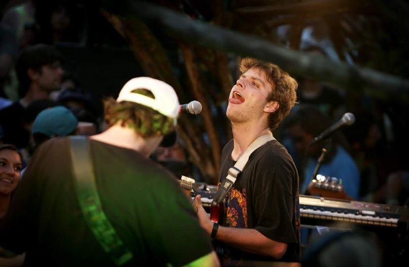 Mac DeMarco at Pickathon 2014