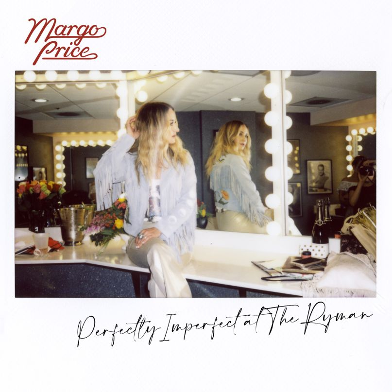 Margo Price's artwork for Perfectly Imperfect at The Ryman