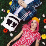 Marshmello Halsey be kind single stream