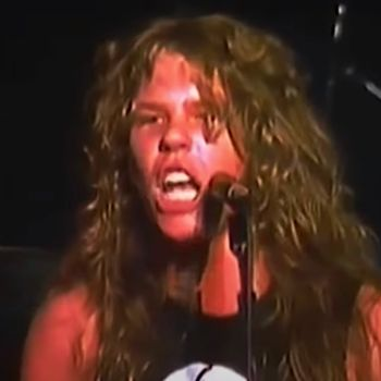 Metallica stream 1983 Chicago show