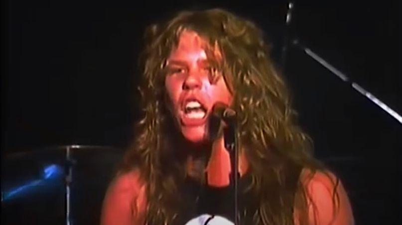Metallica stream 1983 Chicago show