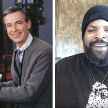 Mr. Rogers Ice Cube sample A Gangsta's Fairytale song lyrics a beautiful day in the neighborhood