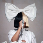 Sia, photo by Philip Cosores