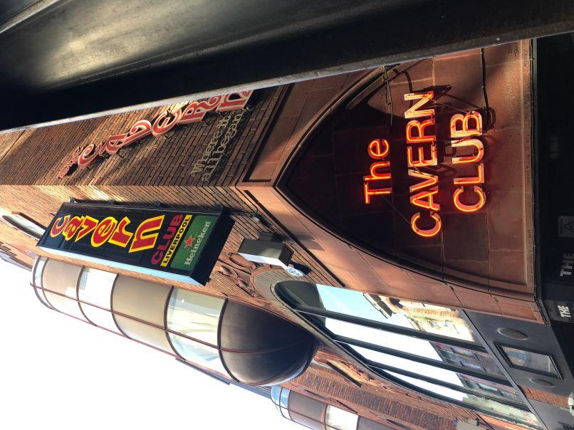 The Cavern Club, photo by Lindsay Teske