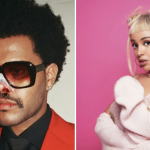 The Weeknd Doja Cat In Your Eyes Remix Song SIngle Stream Duet Collaboration