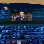 Trump Drive-In Movie Theater