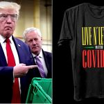Guns N Roses T-shirt mocks Trump