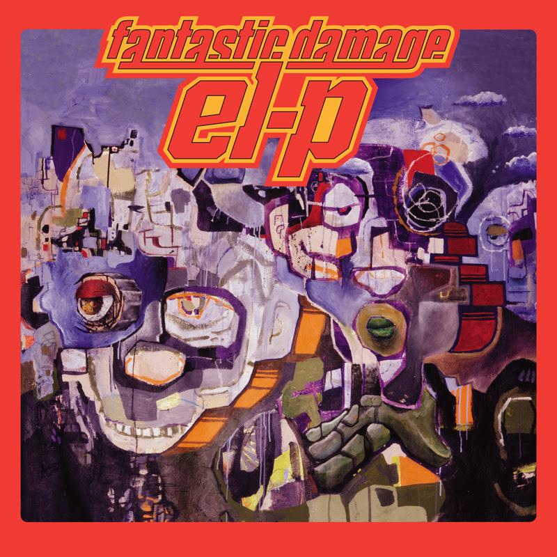 el p Fantastic Damage album cover El Ps Debut Album Fantastic Damage Available on Streaming Services for First Time