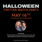 Halloween Twitter Watch Party