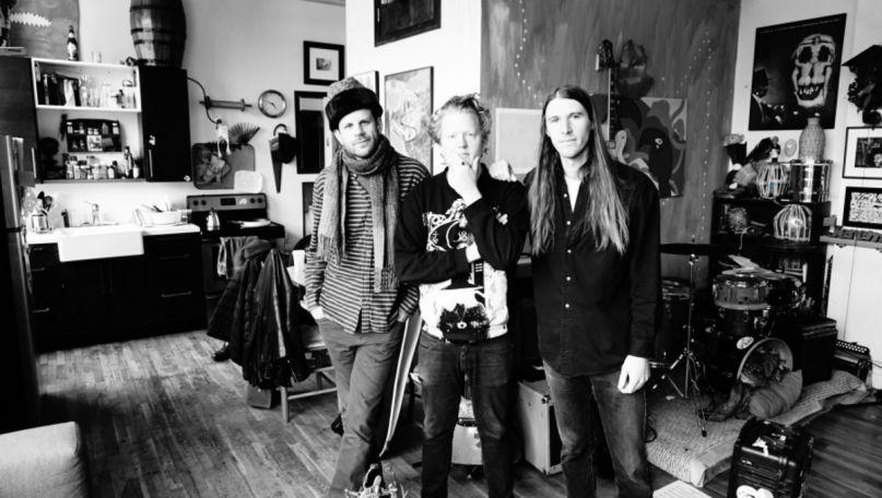 harrington, gustin & zahn surprise release debut album