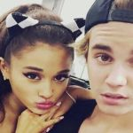 ariana grande justin bieber announcement collaboration