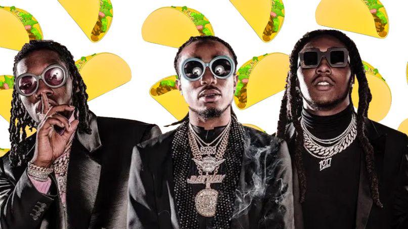 migos taco tuesday new song stream
