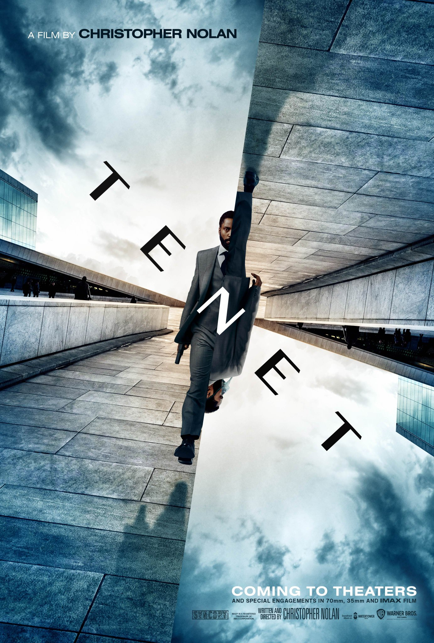 Christopher Nolan Unleashes New Tenet Trailer: Watch
