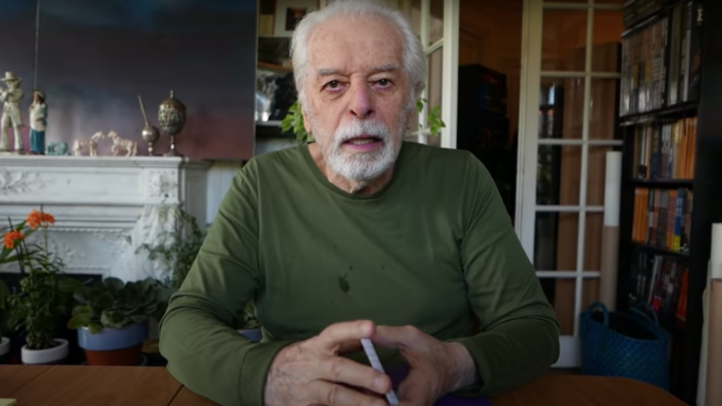 Alejandro Jodorowsky Psychomagic a Healing Art New Film Alamo On Demand Documentary Retrospective