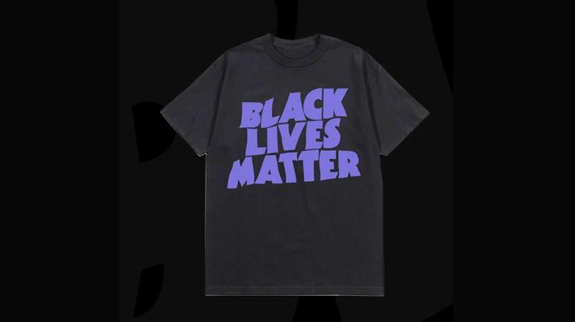 Black Sabbath Black Lives Matter T-Shirt