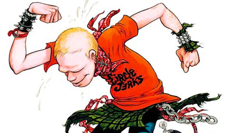 Circle Jerks 2021 Tour Dates