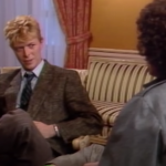 David Bowie MTV black artists 1983 interview Mark Goodman