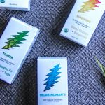 Grateful Dead Deodorant merch store, photo by North Coast Organics