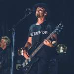 Jeff Ament New EP American Death Squad The Divine Perfume New Song Single Stream