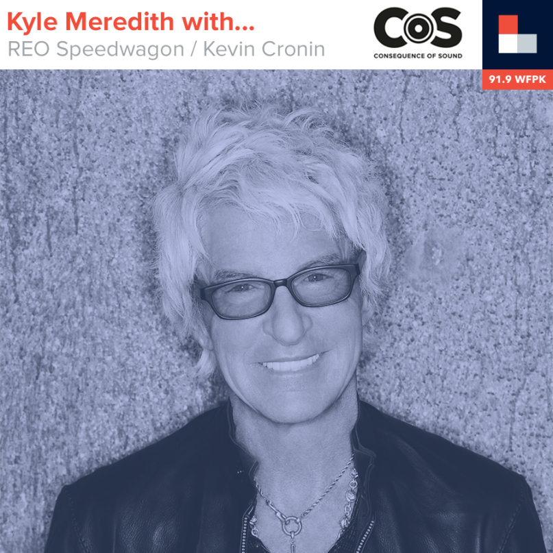 Kyle Meredith With... REO Speedwagon