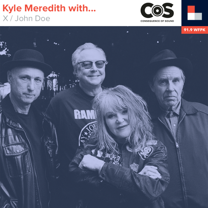 Kyle Meredith With... X