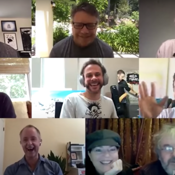 Lord of the Rings Reunion One Zoom to Rule Them All Watch Stream YouTube