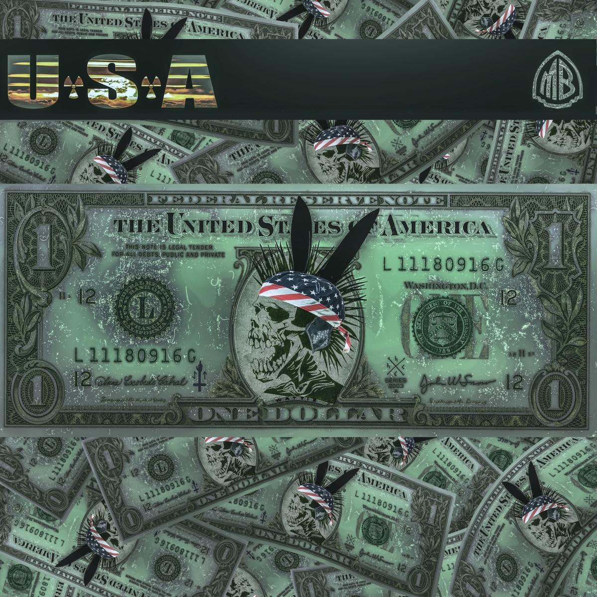 Mr Bungle USA single artwork