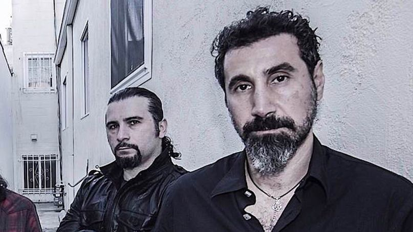 System of a Down Members React to Protests