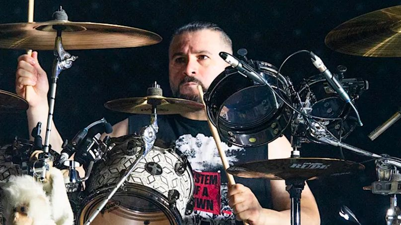 System of a Down John Dolmayan defund the police stupid