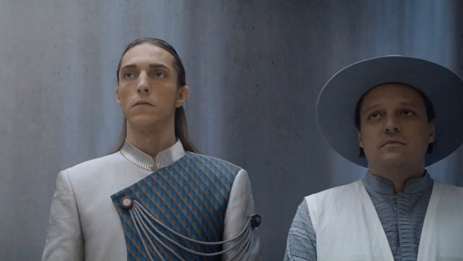 Win Butler in Bill & Ted 3