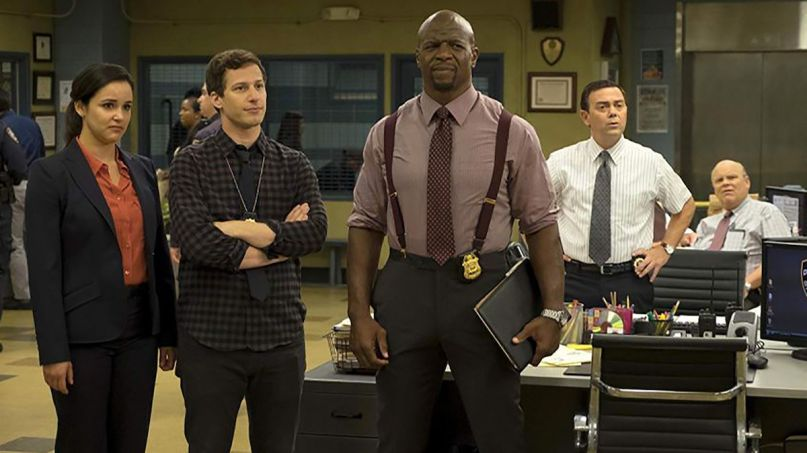 brooklyn nine-nine season 8 rewrite scrap episodes terry crews george floyd black lives matter