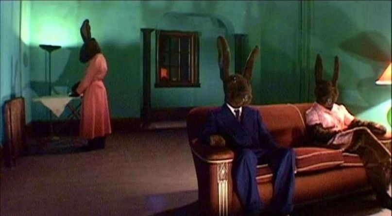 "David Lynch's ""Rabbits 1"""