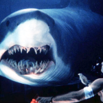 The Horror Virgin - Deep Blue Sea