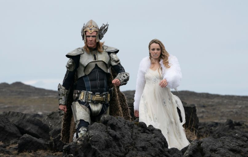 Eurovision Song Contest: The Story of Fire Saga Film Review