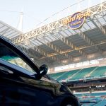 Hard Rock Stadium Turned Into Drive-In