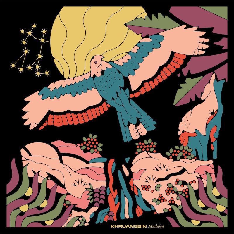 khruangbin mordechai album art