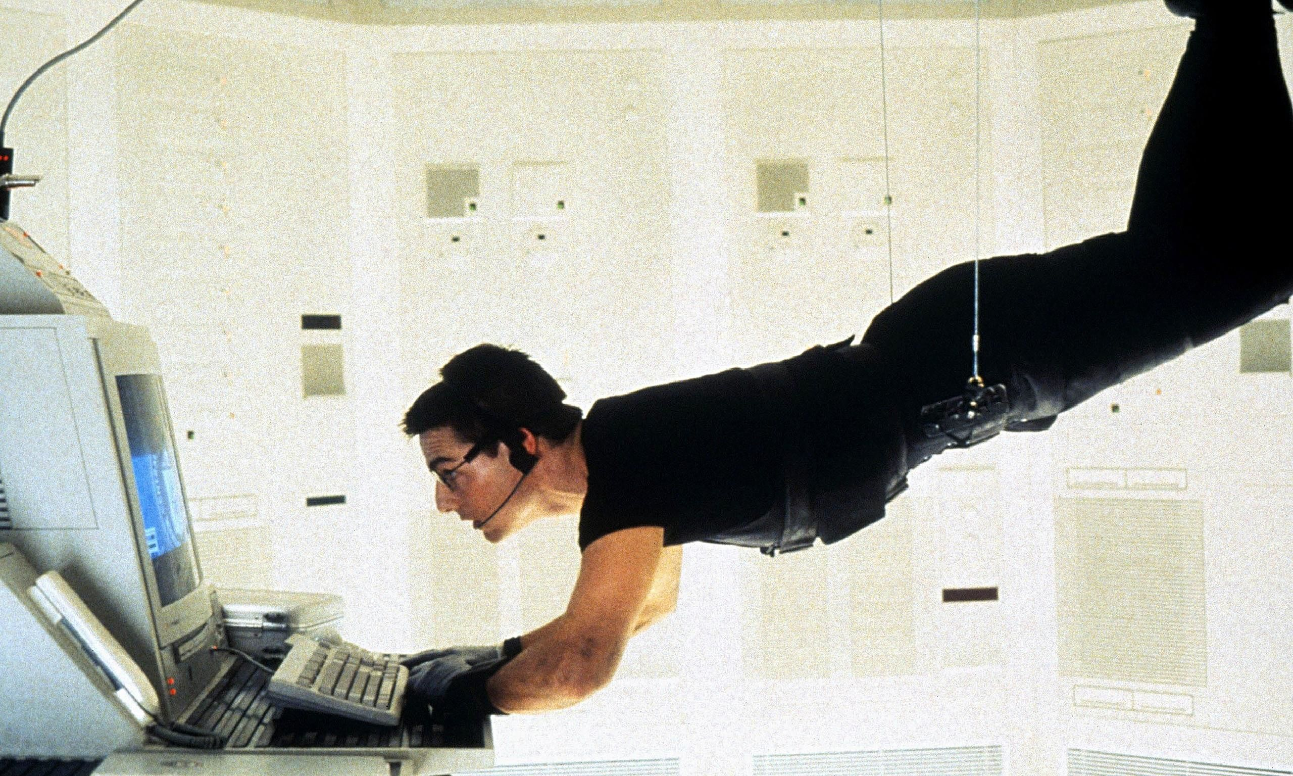 mission impossible 10 Years, 10 Questions With David Koepp: On Jurassic Park, Indiana Jones, Spider Man, and Stephen King