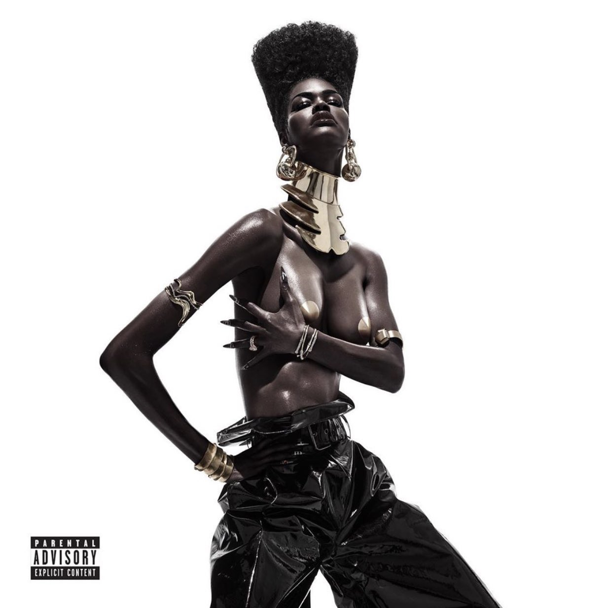 teyana taylor the album announcement new cover