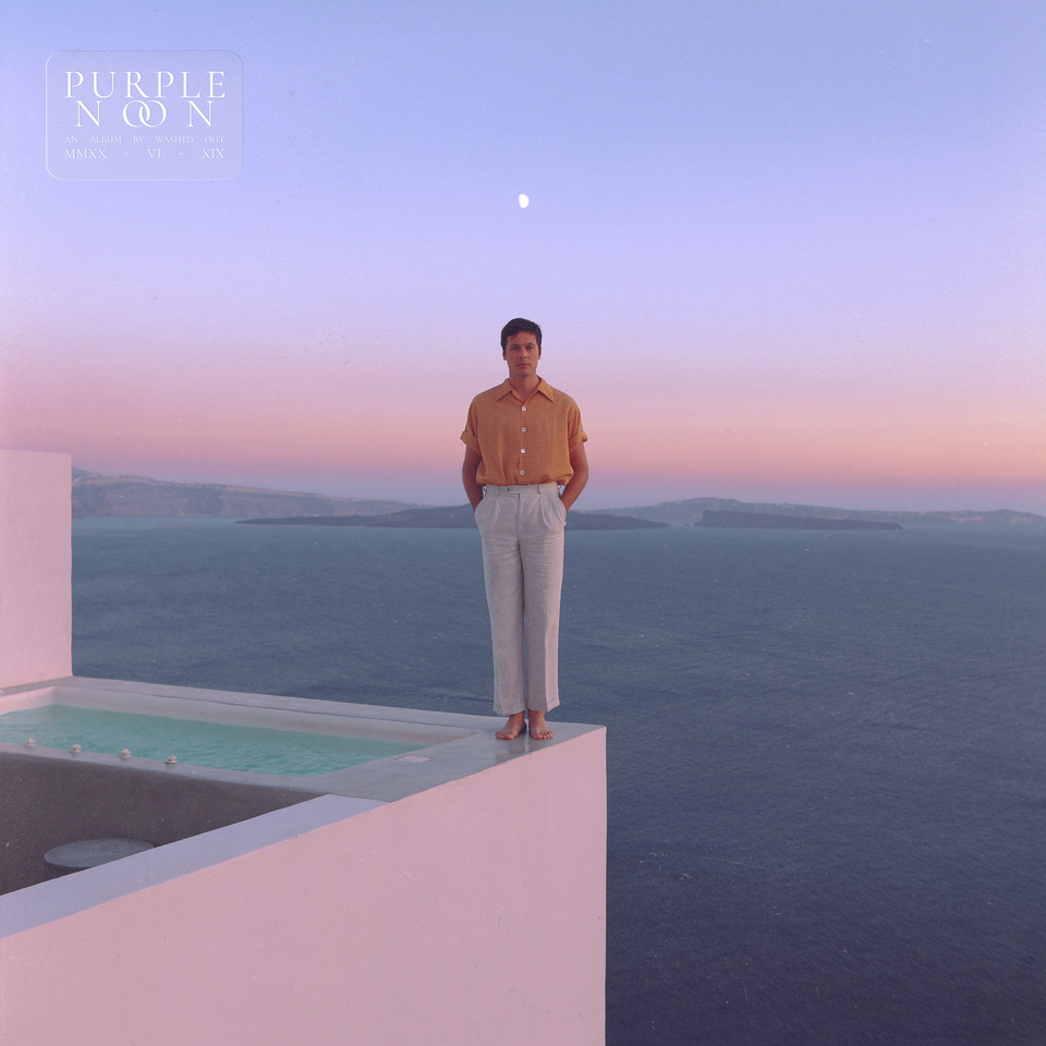 washed out purple noon new album cover artwork