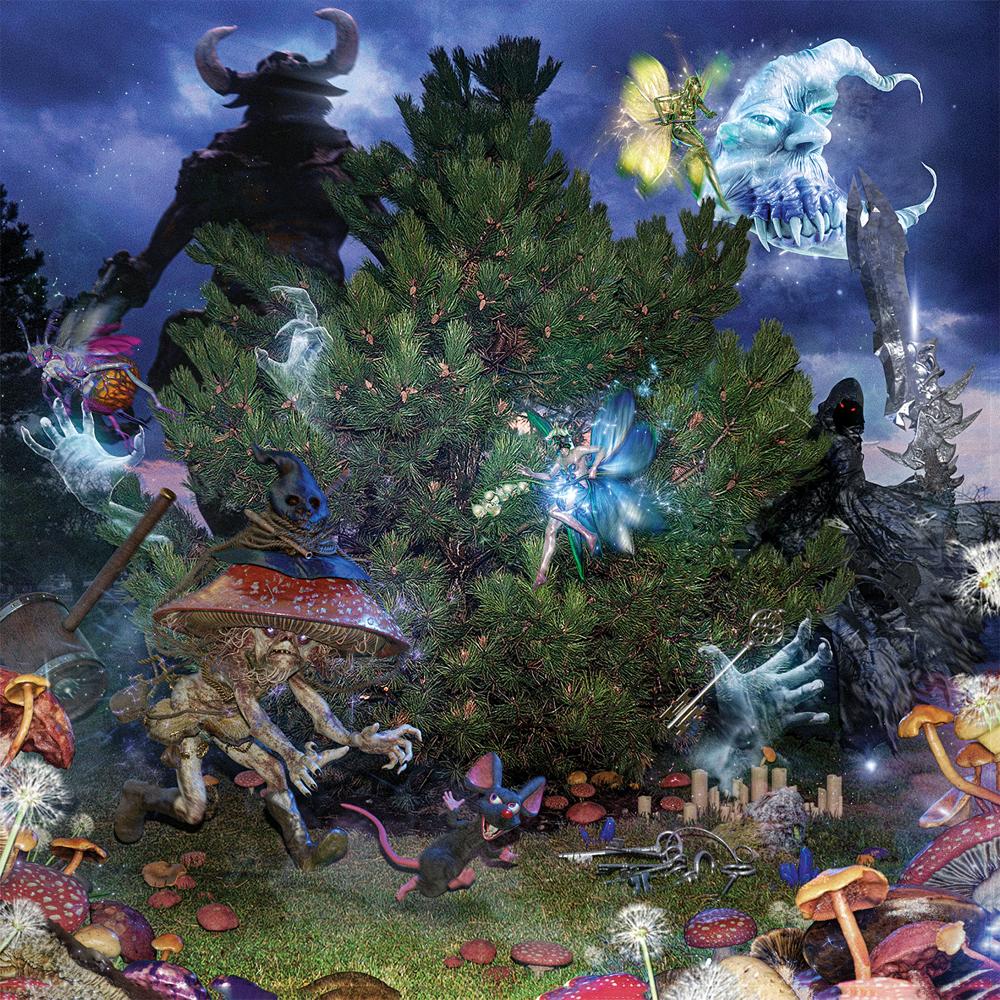 100 gecs tree clues remix album artwork cover 100 gecs Drop New Remix Album 1000 gecs & The Tree of Clues: Stream