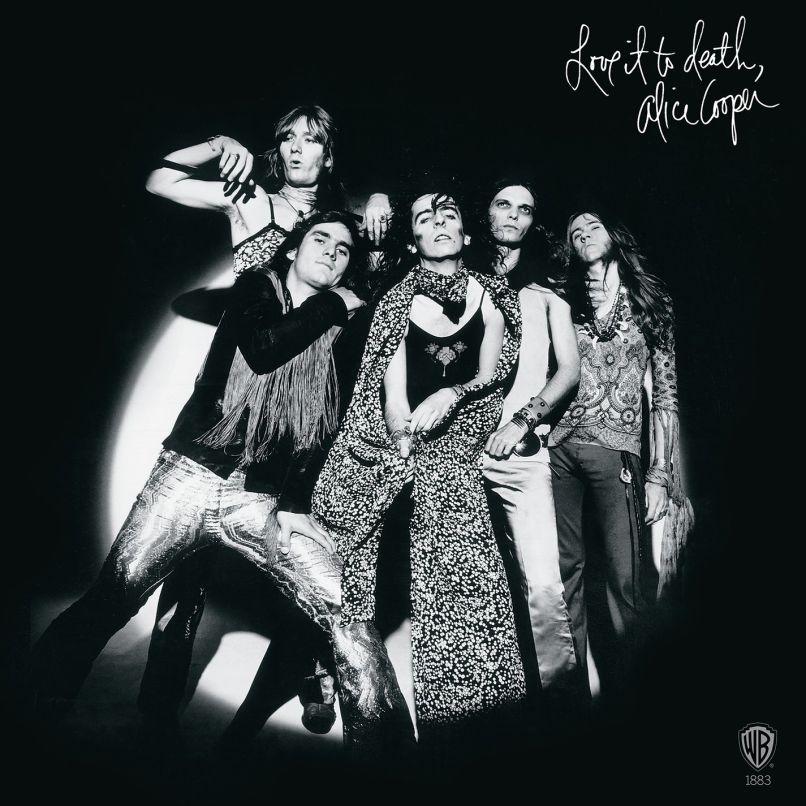 Alice Cooper - Love It to Death