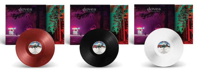 Doves The Universal Want colored vinyl LP variants Doves Announce First Album in 11 Years, Premiere New Single Prisoners: Stream