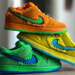 "Grateful Dead ""Dancing Bears"" Nike SB Dunk Low (Nike)"