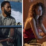Zendaya new movie John David Washington film Malcolm & Marie (HBO)