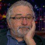 Robert De Niro broke coronavirus money income