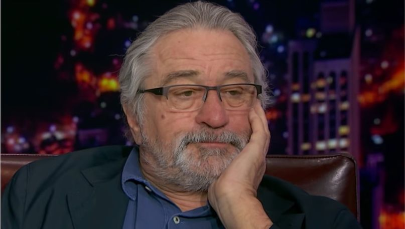 Robert De Niro broke coronavirus money income
