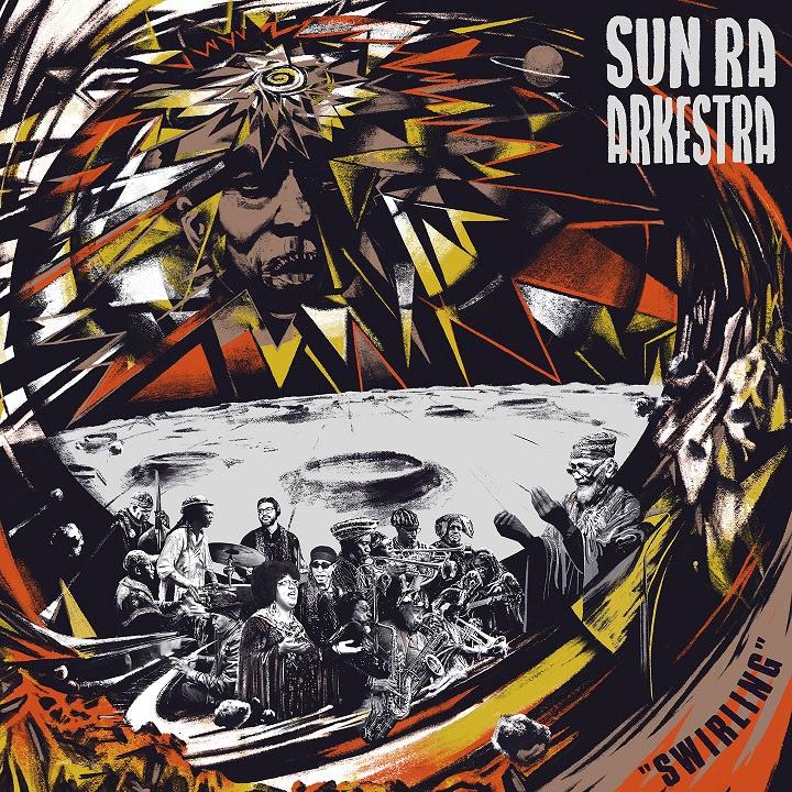 Swirling by Sun Ra Arkestra album artwork cover art
